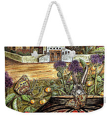 Homesteading Weekender Tote Bag