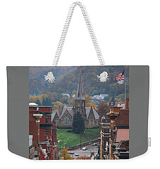 My Hometown Cumberland, Maryland Weekender Tote Bag