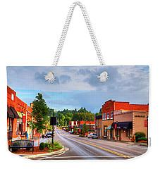 Hometown America Weekender Tote Bag