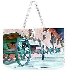 Homeward Bound Weekender Tote Bag