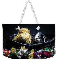 Honey And Kit Weekender Tote Bag