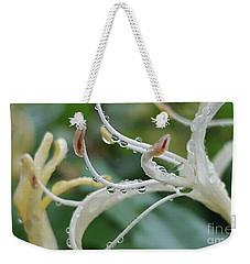 Honey Dew  Weekender Tote Bag by Rachel Hannah