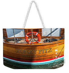 Honey Fitz Weekender Tote Bag