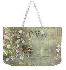Honey Love Weekender Tote Bag