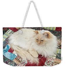 Honey My Helper Weekender Tote Bag