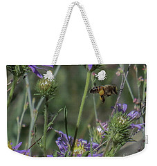 Honeybee 2 Weekender Tote Bag