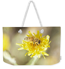 Honeybee Weekender Tote Bag