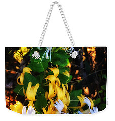 Honeysuckle Sweet Weekender Tote Bag