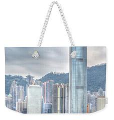 Hong Kong China 2 Weekender Tote Bag