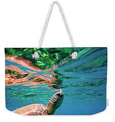 Hono Abstract Weekender Tote Bag