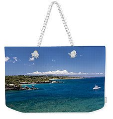 Honolua Bay Weekender Tote Bag