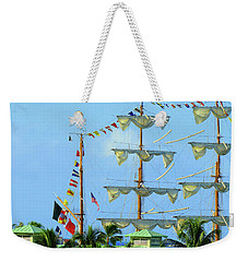 Honolulu Happiness Weekender Tote Bag
