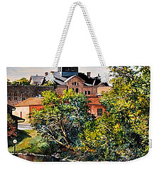 Hood County Summer Weekender Tote Bag