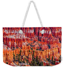 Hoodoo Forest Weekender Tote Bag by David Cote