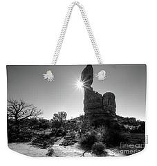 Hoodoo Sunburst Weekender Tote Bag