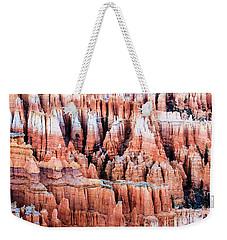 Hoodoos At Bryce Canyon Utah Weekender Tote Bag