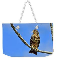 Hook Weekender Tote Bag by Tony Beck