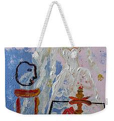 Hookah And The Bride Weekender Tote Bag