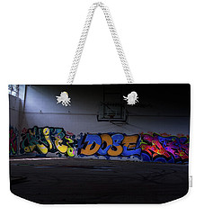 Hoop Dreams Weekender Tote Bag