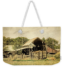 Hooper Hay Shed Weekender Tote Bag