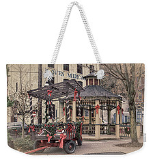 Hooven Mercantile Building Weekender Tote Bag
