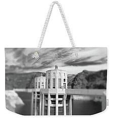 Hoover Dam Intake Towers No. 1-1 Weekender Tote Bag