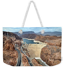 Hoover Dam Weekender Tote Bag