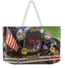 Hoover Era Ford Weekender Tote Bag
