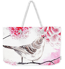 Hop To It Weekender Tote Bag