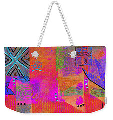 Hope And Dreams Weekender Tote Bag by Angela L Walker