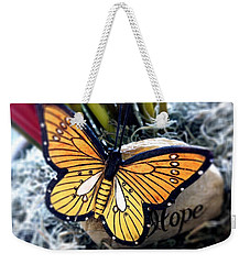 Hope Weekender Tote Bag