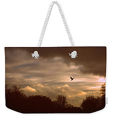 Weekender Tote Bag featuring the photograph Hope by Jessica Jenney