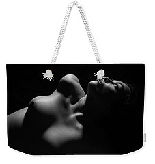 Weekender Tote Bag featuring the photograph Hope by Joe Kozlowski