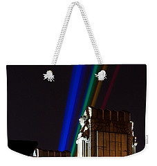Hope Memorial Bridge, Aha Lights Weekender Tote Bag