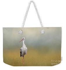 Hope Of Spring Weekender Tote Bag by Eva Lechner