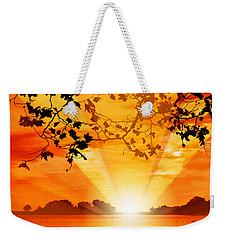 Hope Rises Weekender Tote Bag