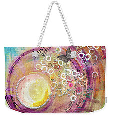Hope Rising Weekender Tote Bag