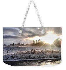 Hope  Weekender Tote Bag by Rory Sagner
