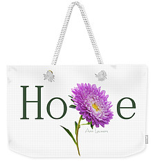 Hope Shirt Weekender Tote Bag
