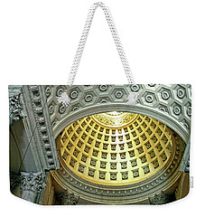 Weekender Tote Bag featuring the photograph Hope Springs Eternal  by Lynda Lehmann