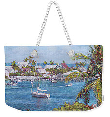 Hope Town Haven Weekender Tote Bag