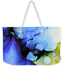 Hopes And Dreams Weekender Tote Bag by Tracy Male