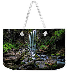 Hopetoun Falls Weekender Tote Bag by Mark Lucey