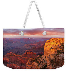 Hopi Point Sunset 3 Weekender Tote Bag