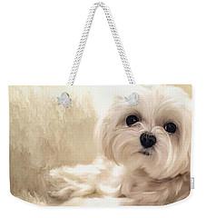 Hoping For A Cookie Weekender Tote Bag