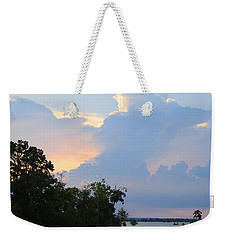 Hoping For An Evening Shower Weekender Tote Bag