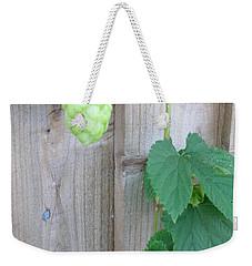 Hops On Fence Weekender Tote Bag