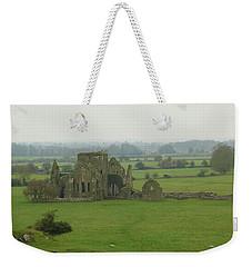 Hore Abbey Weekender Tote Bag