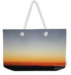 Horizon On Fire Weekender Tote Bag
