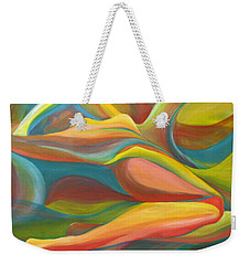 Horizon Peace Will Come Weekender Tote Bag